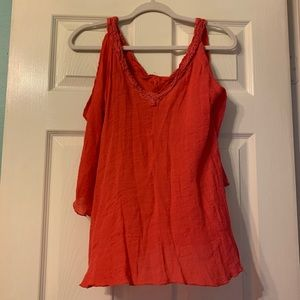 Red/coral Daytrip shirt